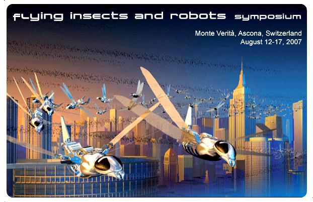 slogan fly robots