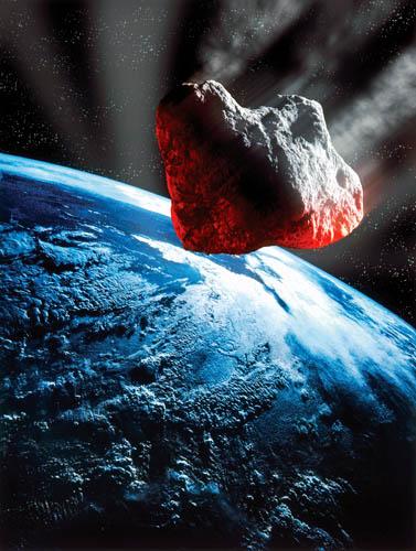 Meteorite 2008